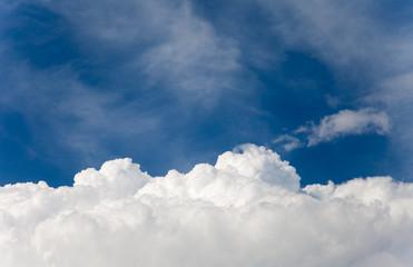 Wolke am Himmel II