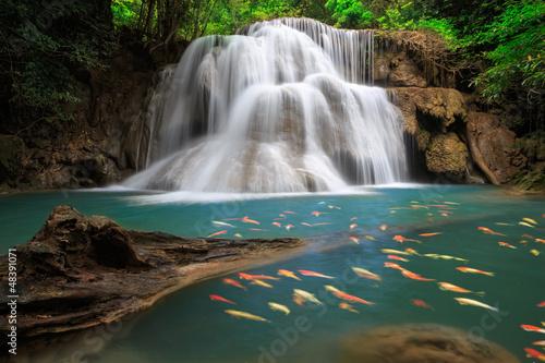 природа озеро водопад  № 768587  скачать