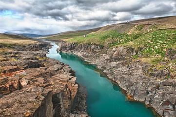 Fototapete - River