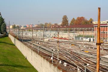 Railway binary