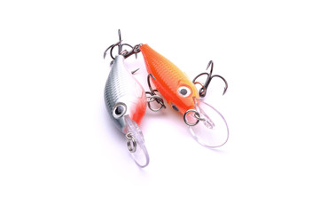 isolated fishing baits