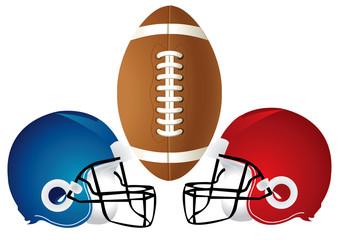 Football Helmet Design