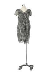 Elegant female dress mannequin
