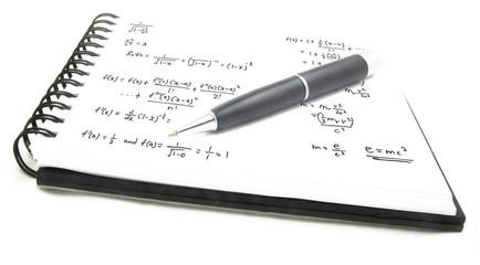 math problem e=mc2