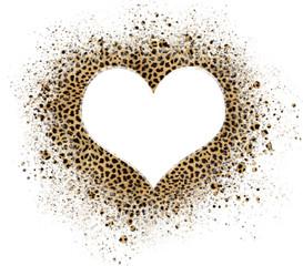 Herz Leopard
