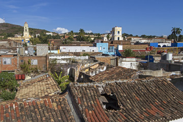 Das Städtchen Trinidad auf der Insel Kuba