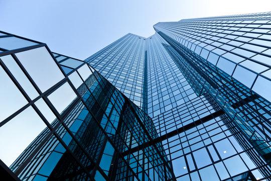 Bürogebäude - Bank in Frankfurt