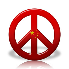 Peace in China