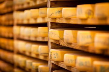 Papiers peints Orange fromage