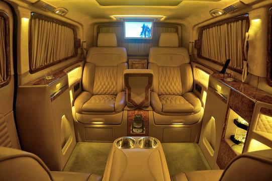 VIP car- deluxe automobile VIP Araçlar