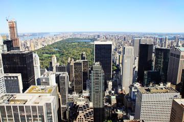 A Manhattan view