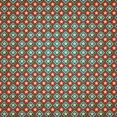 Four of July Design (Vintage Pattern Page)