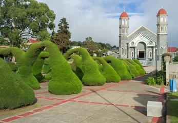 Zarceo garden