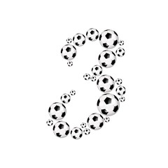 FOOTBALL, SOCCER ABC - 3