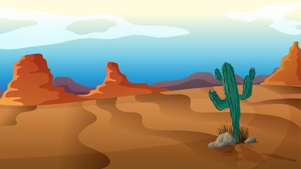 A sad cactus