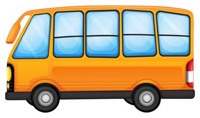 A big bus