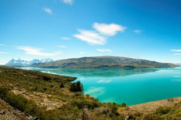 Lago del Toro, Torres del Paine National Park, Chile