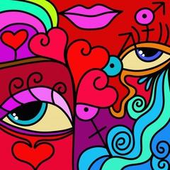 amore astratto