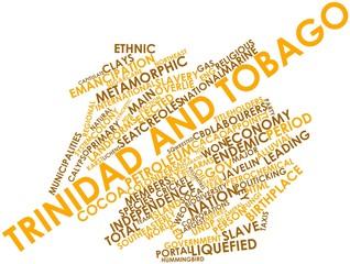Word cloud for Trinidad and Tobago