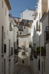 Altea village, Alicante