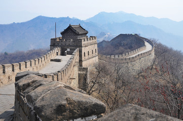 Keuken foto achterwand China Chinesische Mauer, Peking, Greatwall, China