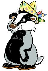 childish badger