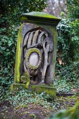 old Prague cemetery