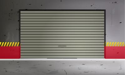 Garage_Boxe Beton