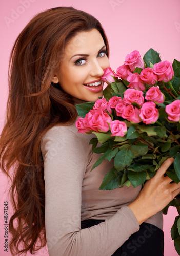 фото девушек с большой грудьюетами роз