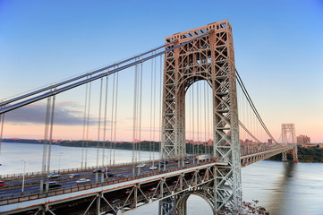 Wall Mural - George Washington Bridge