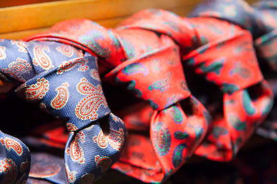 Ties with style