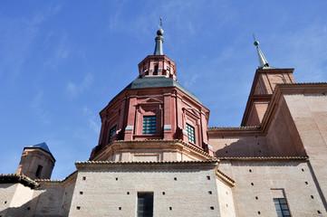 Dome of Jesuits church, Alcala de Henares (Madrid)