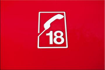 18 les pompiers