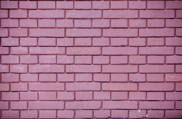 розовый кирпич