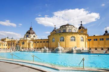 Fotorolgordijn Boedapest budapest szechenyi bath