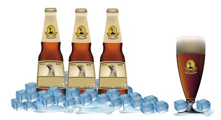 birra ghiacciata