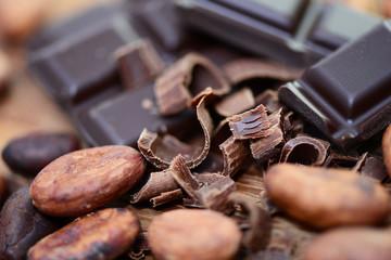 Schokolade, Bohnen