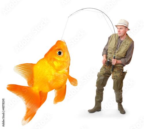 рыбалка поймай рыбку