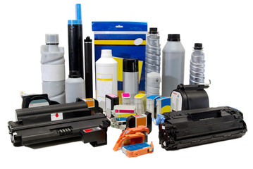 Colour toners for printers