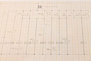 electric diagram