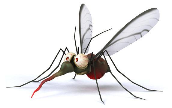 Fun mosquito