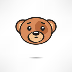Upset bear.