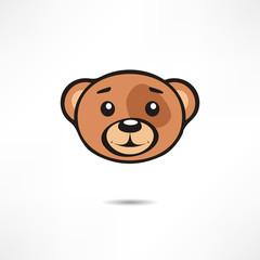 Smiling bear.