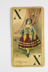 Very old tarock card_10