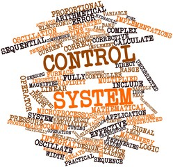 Word cloud for Control system