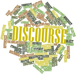 Word cloud for Discourse