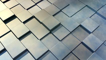 cubes surface