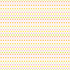 Seamless Pattern Dots Pastel Green