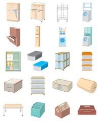 家具いろいろ・収納