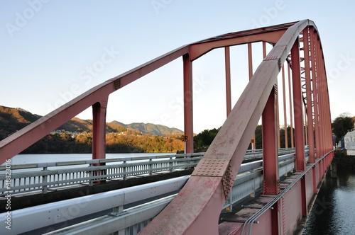 """かながわの橋100選 三井大橋""""Fot..."""